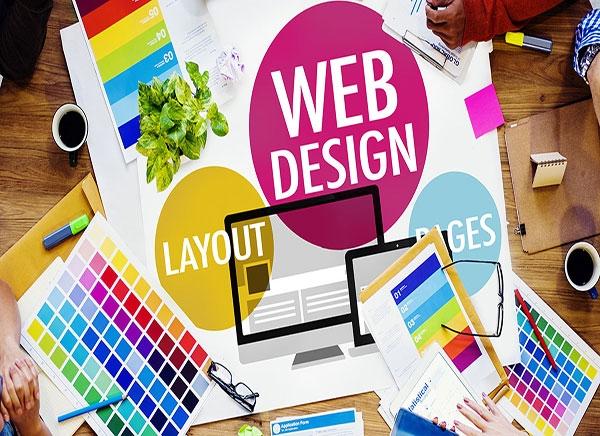 از طراحی وب سایت چه می