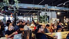 کافه فناوری محلی برای تبادل اطلاعات